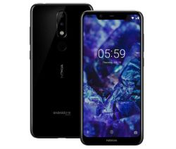 Unlocking by code Nokia 1 Plus