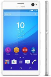 Unlocking by code Sony Xperia C4