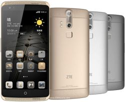 Unlocking by code ZTE Axon Lux