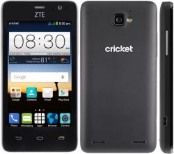 Unlocking by code ZTE Sonata 2