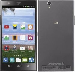 Unlocking by code ZTE Lever LTE