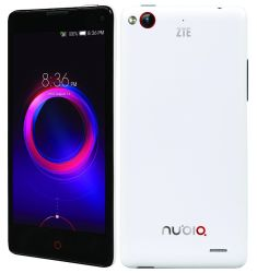 Unlocking by code ZTE Nubia 5S mini LTE
