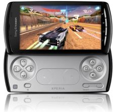 Unlocking by code Sony-Ericsson Xperia Play