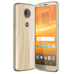 Unlocking by code Motorola Moto E5