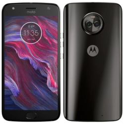 Unlocking by code Motorola Moto X4