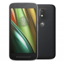 Unlocking by code Motorola Moto E3