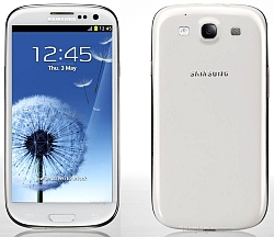 Unlocking by code Samsung I535