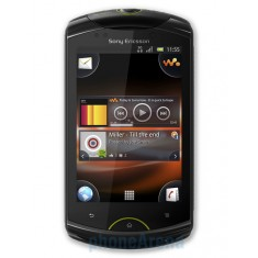 Unlocking by code Sony-Ericsson Live
