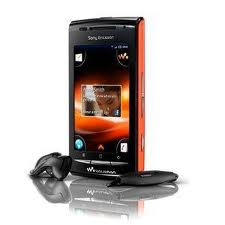 Unlocking by code Sony-Ericsson W8i