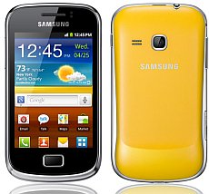 Unlocking by code Samsung Galaxy mini 2 S6500