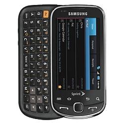 Unlocking by code Samsung Intercept