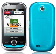 Unlocking by code Samsung M5650 Lindy