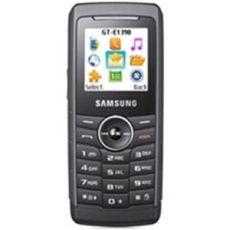 Unlocking by code Samsung E1390