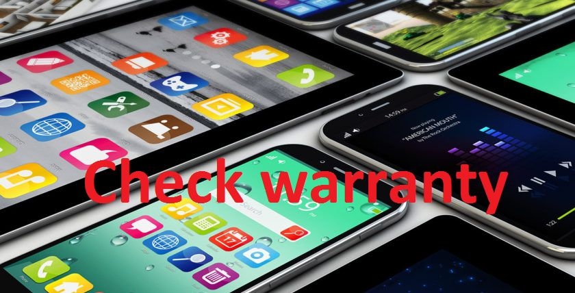 Free network and warranty check for iPhone, SONY, LG, Nokia
