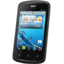 Unlocking by code Acer Z120