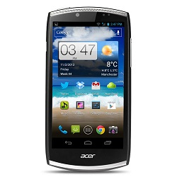 Unlocking by code Acer CloudMobile S500