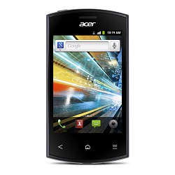 Unlocking by code Acer Liquid Express E320