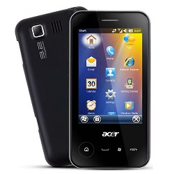 Unlocking by code Acer neoTouch P400