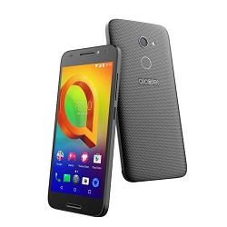 Unlocking by code Alcatel A3