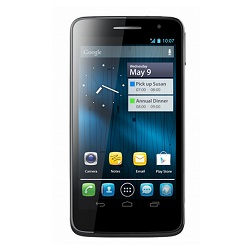 Unlocking by code Alcatel OT-Scibe HD