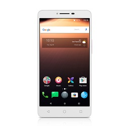 Unlocking by code Alcatel A3 XL