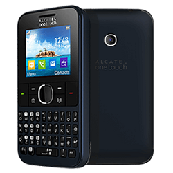 Unlocking by code Alcatel 3022G
