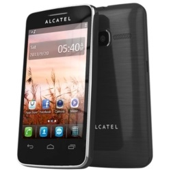 Unlocking by code Alcatel 3040G