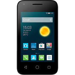 Unlocking by code Alcatel One Touch Pixi 3 4009D