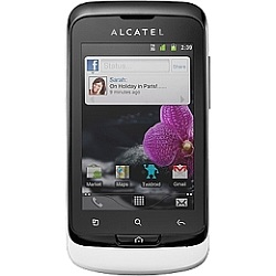 Unlocking by code Alcatel OT 918 MIX