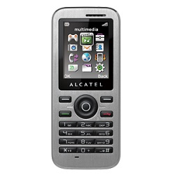 Unlocking by code Alcatel OT 600