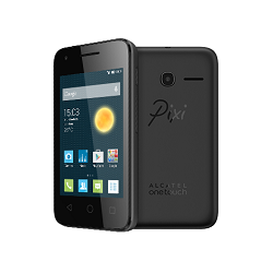 Unlocking by code Alcatel One Touch Pixi 3 4009X