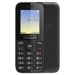 Unlocking by code Alcatel 10.16G