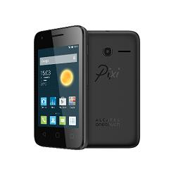 Unlocking by code Alcatel Pixi 3