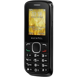 Unlocking by code Alcatel OT-1060D