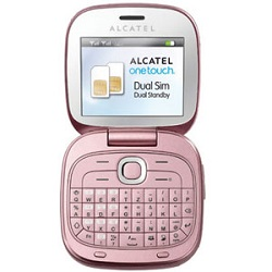 Unlocking by code Alcatel OT 810