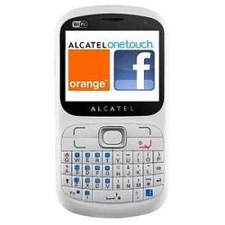 Unlocking by code Alcatel OT 813F