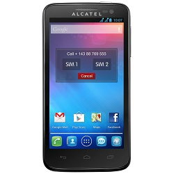 Unlocking by code Alcatel OT-5035