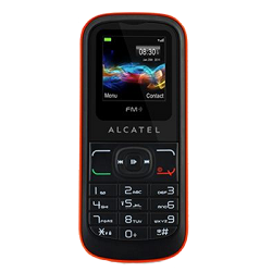 Unlocking by code Alcatel OT 306