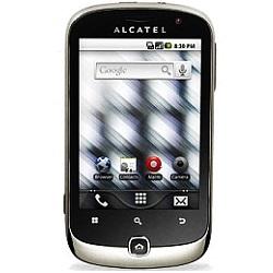 Unlocking by code Alcatel OT 990 CHROME