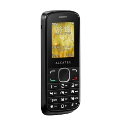 Unlocking by code Alcatel 1060