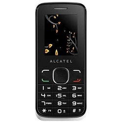 Unlocking by code Alcatel 1060D