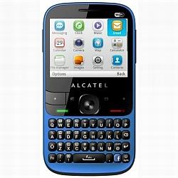 Unlocking by code Alcatel OT 838
