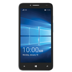 Unlocking by code Alcatel Fierce XL (Windows)