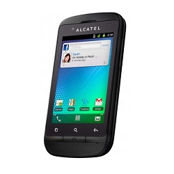 Unlocking by code Alcatel OT-922