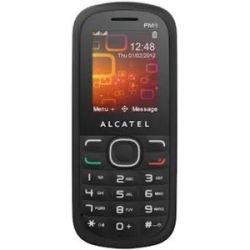Unlocking by code Alcatel OT 150