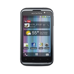 Unlocking by code Alcatel OT-928