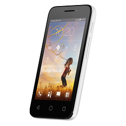 Unlocking by code Alcatel Orange Rise 30