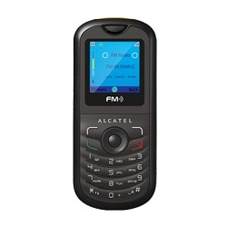 Unlocking by code Alcatel OT 203 O