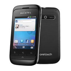 Unlocking by code Alcatel OT 903D