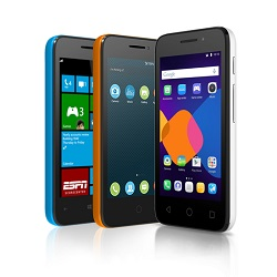 Unlocking by code Alcatel One Touch Pixi 3 4050J